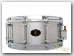 Noble & Cooley 6x14 Alloy Classic Snare Drum-Natural/Chrome