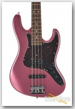 Sadowsky RV4 Burgundy Mist Electric Bass Guitar #ML9249