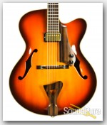 Comins Classic Autumn Burst Archtop #0175 - Used