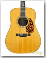 Santa Cruz Tony Rice Signature Dread Acoustic #271TR - Used