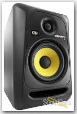 KRK RP5G3 Rokit 5 Generation 3 Powered Studio Monitor, Black