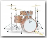 Gretsch 4pc Renown Drum Set RN2-E604 Copper Sparkle