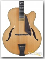 D'Aquisto New Yorker Electric Blonde Archtop - Used