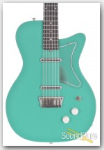 Jerry Jones Neptune 12 String Surf Green Electric - Used