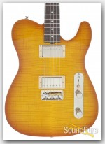 Michael Tuttle Tuned T Ice Tea Burst Electric #500-D
