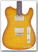 Michael Tuttle Tuned T Ice Tea Burst Electric #500-F