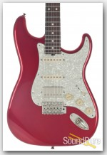 Michael Tuttle Tuned S Candy Apple Red Electric #509