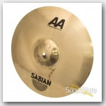 "Sabian 16"" AA X-Plosion Crash Cymbal-Brilliant"