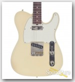 Michael Tuttle Tuned T Vintage White Electric #108 - Used