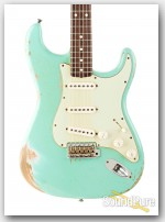 "Fender Custom Shop Wildwood ""10"" '61 Strat #R61554 - Used"