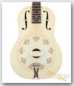 "National NRP ""B"" Ivory 12-Fret Resonator Guitar #23098"