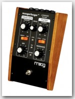 Moog MF-101 Low Pass Filter Pedal Demo/Open Box