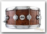 DW 6.5x14 Collectors Exotic Series Maple Snare Drum-Pomele Demo/Open Box