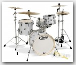 PDP 4pc New Yorker Drum Set-Diamond Sparkle Demo/Open Box
