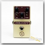 Keeley Oxblood Overdrive Effect Pedal Demo/Open Box