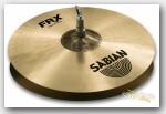 "Sabian 14"" FRX Frequency Reduced Hi Hat Cymbals Demo/Open Box"