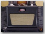 "Burriss Amplifiers, dB Special 2x12 combo, Color ""Black"", Item # ABA001"