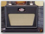 "Burriss Amplifiers, Switchmaster 1x12 combo, Color ""Black"", Item # ABA002"