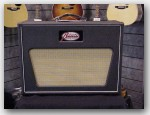"Burriss Amplifiers, Shadow 2x10 combo, Color ""Black"", Item # ABA003"