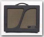 "Carr Amplifiers, Vincent 1x12 Combo, Color ""Black"", Item # ACR030"