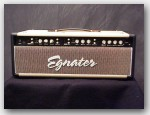 "Egnater MOD 50 Head, Color "" Black and Tan"", Item # AEG017"
