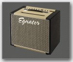 "Egnater Rebel 30 Combo, Color "" Black and Tan"", Item # AEG044"