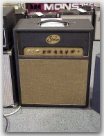 "John Suhr, Badger 30 1x12 Combo, Color ""Black"", Item  AJS20"