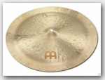 "22"" Meinl Byzance Jazz China Ride Cymbal. Traditional Finish"