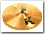 "14"" K Series Light Hi Hat Cymbals"