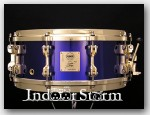 GMS 5.5x14 Freddie Holiday Signature Series Snare Drum