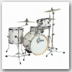 Gretsch 4pc Catalina Jazz Drum Set. Color: