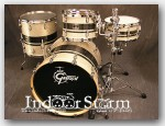 Gretsch 4pc Renown Maple Drum Set. Color:
