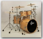 Gretsch 4pc New Classic Maple Drum Set. Color: