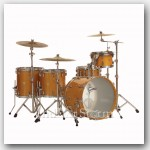 "Gretsch 125th Anniversary Rock Legend Drum Set Color:""Millenium Maple"""