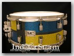 SJC Custom Drums 6.5x14 Maple Snare Drum