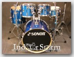Sonor Force 3007 Series 5pc Maple Drum Set. Color: