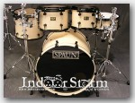 Spaun 5pc Maple Drum Set-Color: