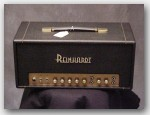 "Reinhardt Custom Amplifiers, The 18 Head w/ Stock Tubes, Color ""Black"", Item # GARA08"