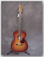 Bourgeois Guitars, Vintage OM, Color