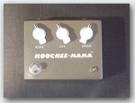 Brown Electric, Hoochee-Mama Overdrive Pedal, Color