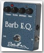 "Barber Electronics, Barb-E-Q, Color ""Slate Blue"", Item # GE0021"