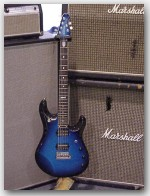 Music Man John Petrucci Model 6 String, LTD Edition Blue Dawn, Item # GEB082