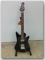 "Music Man Guitars, Albert Lee HH Model, Color ""Black"", Item # GEB095"