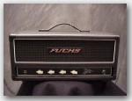"Fuchs Audio Technology, Lucky 7 Amplifier, Color ""Black"" our item # GFAT08."