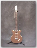 Jerry Jones Original Shorthorn Bass, Color