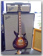 "Jack Briggs Guitars, Classic, Color ""Ember Fade"", Item # GJB044"