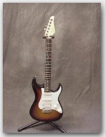"John Suhr, PRO Series, Color ""3 Tone Sunburst"", Item #GJS283"
