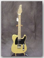 "John Suhr Guitars Classic T Swamp Ash, Color ""Trans Straw"", Item # GJS295"