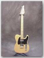 "John Suhr Guitars Classic T , Like Keef!, Color ""Trans Butterscotch"", Item # GJS330"