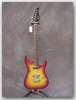 "John Suhr, Carved Archtop Standard, Color ""Aged Cherry Burst"", Item #GJS358"